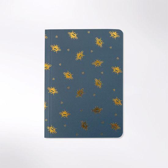 Picture of Bee Happy handbag notebook