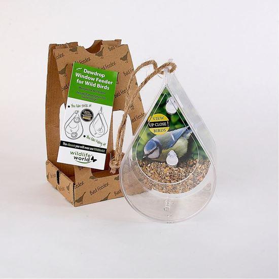 Picture of Dewdrop window feeder