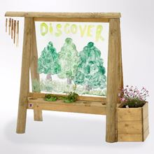 Picture of Outdoor Art & Paint Easel for Kids