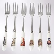Picture of Wrendale Designs Pastry Forks