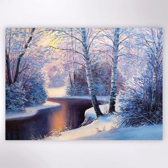 Picture of Winter snow Christmas cards