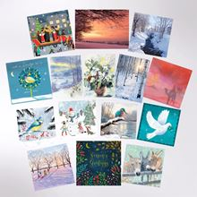 Picture of Christmas cards bumper pack 1