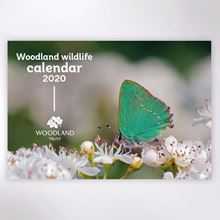 Picture of Woodland Trust wildlife calendar 2020