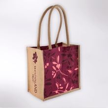 Picture of Woodland Trust mistletoe juco bag
