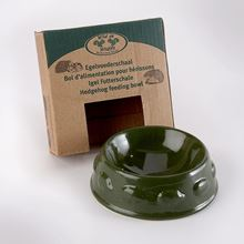 Picture of Hedgehog feeding bowl
