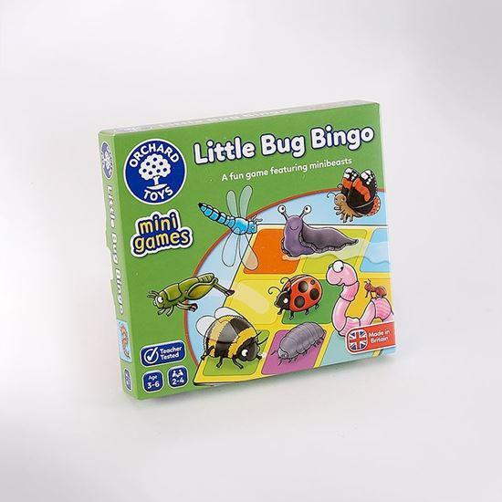 Picture of Little Bug Bingo mini game
