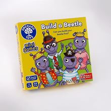 Picture of Build a Beetle mini game