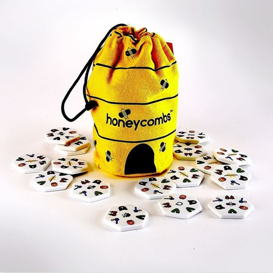 Picture of Honeycombs game