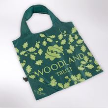 Picture of Woodland Trust foldable pouch bag
