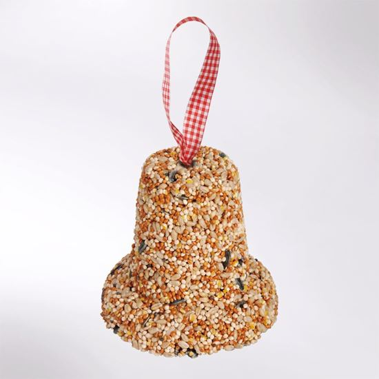 Picture of Bell bird feeder