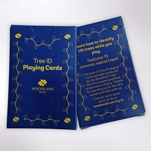 Picture of Woodland Trust playing cards