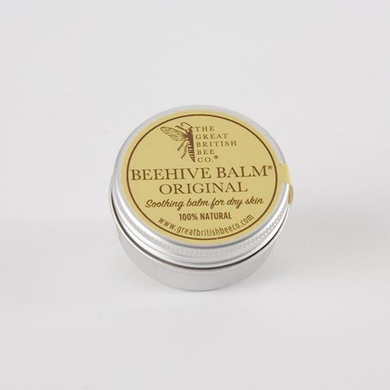 100% preservative free Original beehive balm