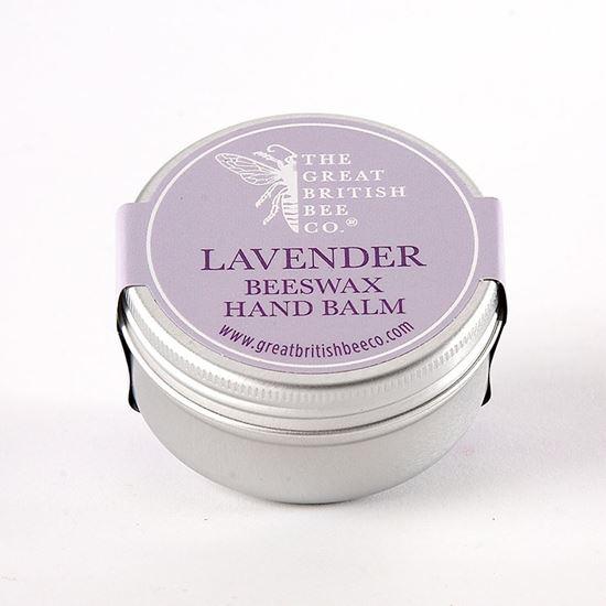 100% preservative free  lavender hand balm
