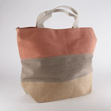 Coral mix boho bag