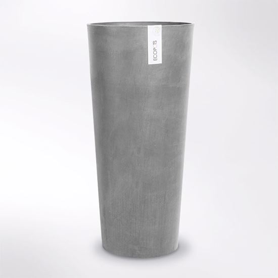 High Amsterdam Ecopot made from recycled plastic and crushed stone