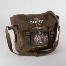 British Woodland Den Kit everything you need to make a den