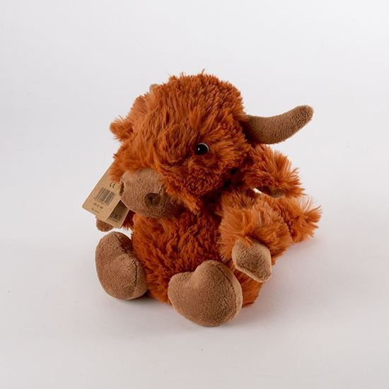 Hamish the Highland Cow soft toy
