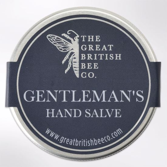 100% preservative free Gentleman's hand balm