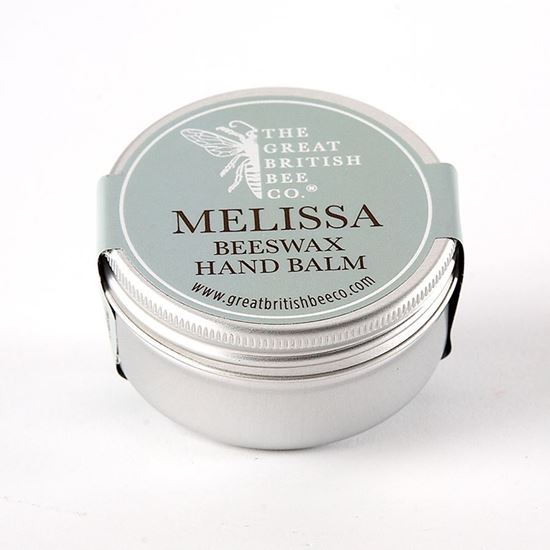 Melissa hand balm fragranced with Melissa essential oil blend