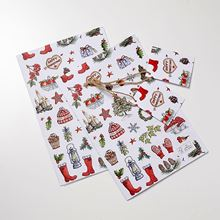 Woodland Trust gift wrap and tags - Woodland Christmas