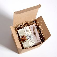 Woodland Trust set of 3 soaps