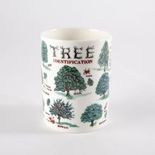 Woodland Trust mug - Tree ID