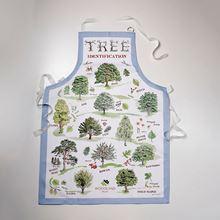 Woodland Trust apron - Tree ID