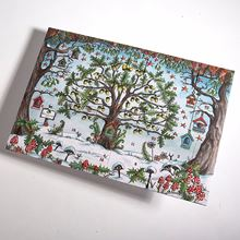 Woodland Trust advent calendar - Christmas oak