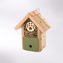 Woodland Trust bee and bug barn