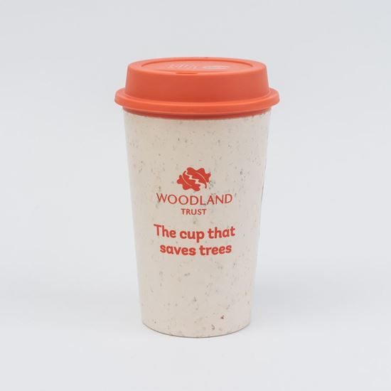 Woodland Trust Nowcup with pouring spout style lid