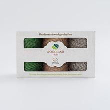 Woodland Trust Twine gift set of 3